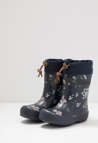 Bisgaard - THERMO BOOT - Regenlaarzen - blue - 3