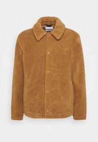 Topman - SHETLAND COACH - Winter jacket - rust - 4