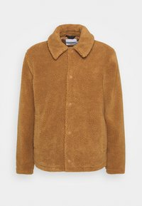 SHETLAND COACH - Winter jacket - rust