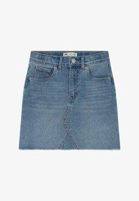 Levi's® - HIGH RISE - Denimová sukně - light-blue denim - 2