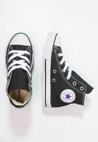 Converse - CHUCK TAYLOR ALL STAR CORE - High-top trainers - black - 1