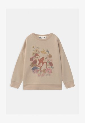 DISNEY BAMBI CREW - Sweater - beige