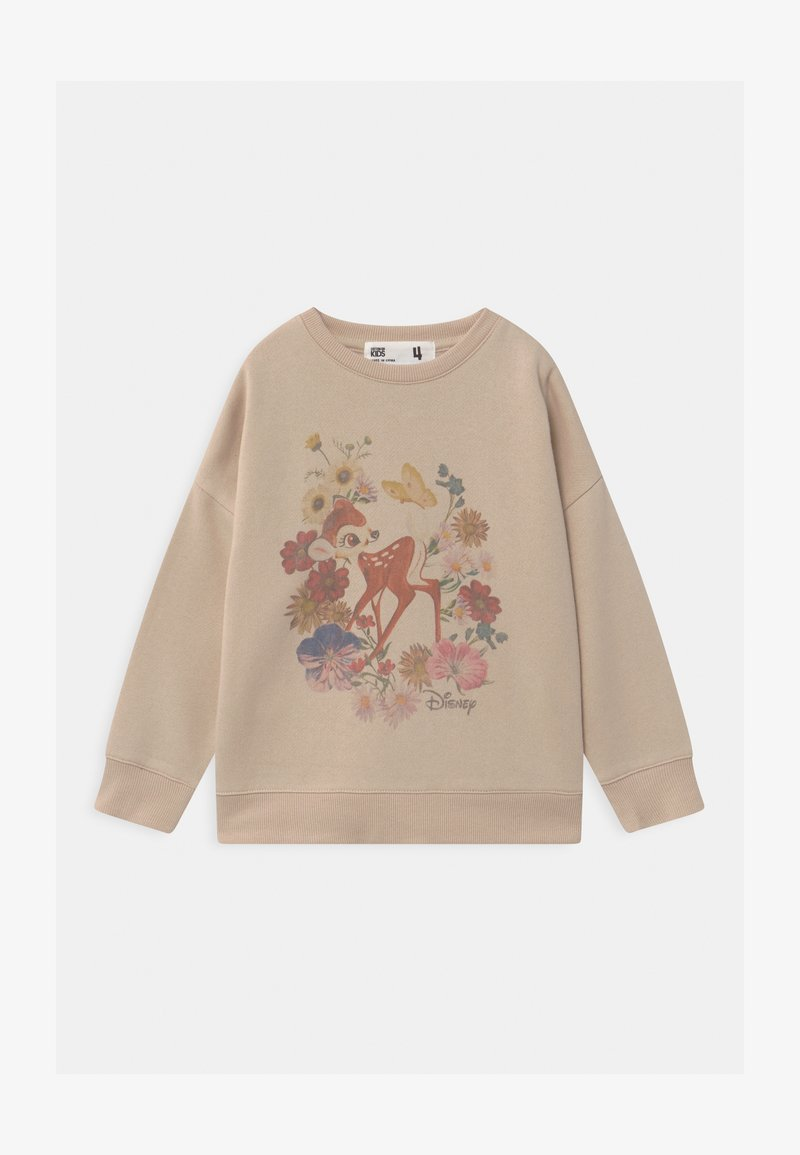 Cotton On - DISNEY BAMBI CREW - Mikina - beige