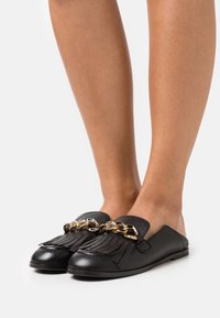 See by Chloé - MAHE FLAT - Instappers - black - 0