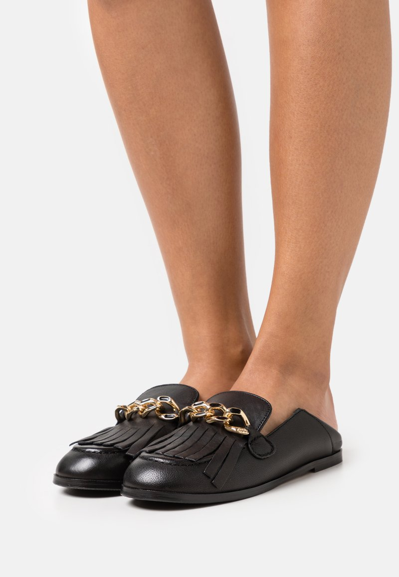 See by Chloé - MAHE FLAT - Instappers - black