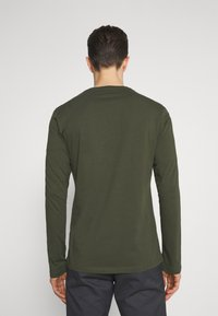 Pier One - Long sleeved top - olive - 2