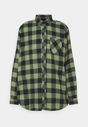 HECK - Camisa - loden green