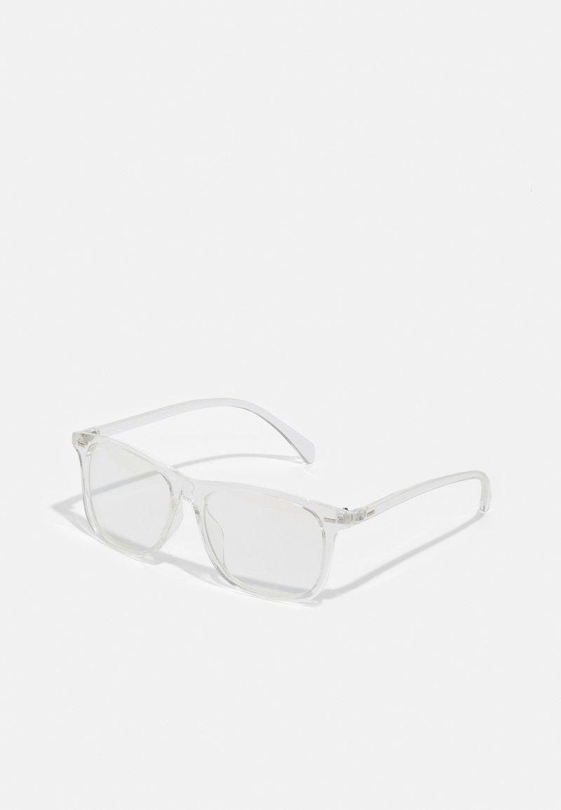 Zign - UNISEX - Brýle s filtrem modrého světla - transparent