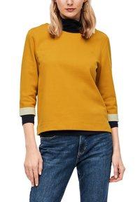 s.Oliver - Sweatshirt - yellow - 3