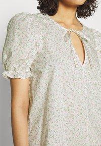 Monki - SELMA DRESS - Day dress - white - 3