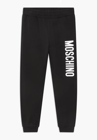 MOSCHINO - Tracksuit bottoms - black - 0