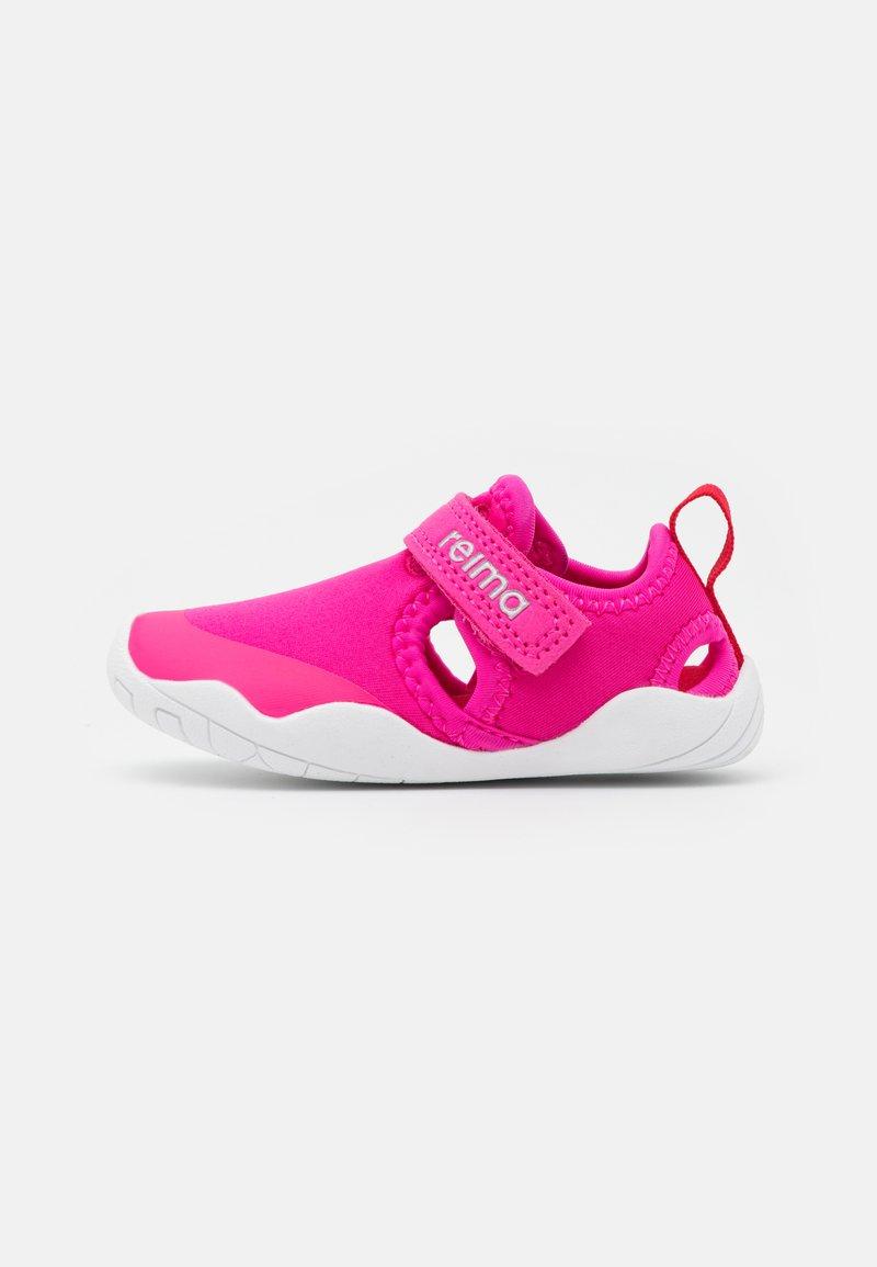 Reima - RANTAAN UNISEX - Walking sandals - fuchsia pink