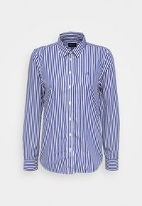 GANT - THE BROADCLOTH STRIPED - Button-down blouse - crisp blue - 0