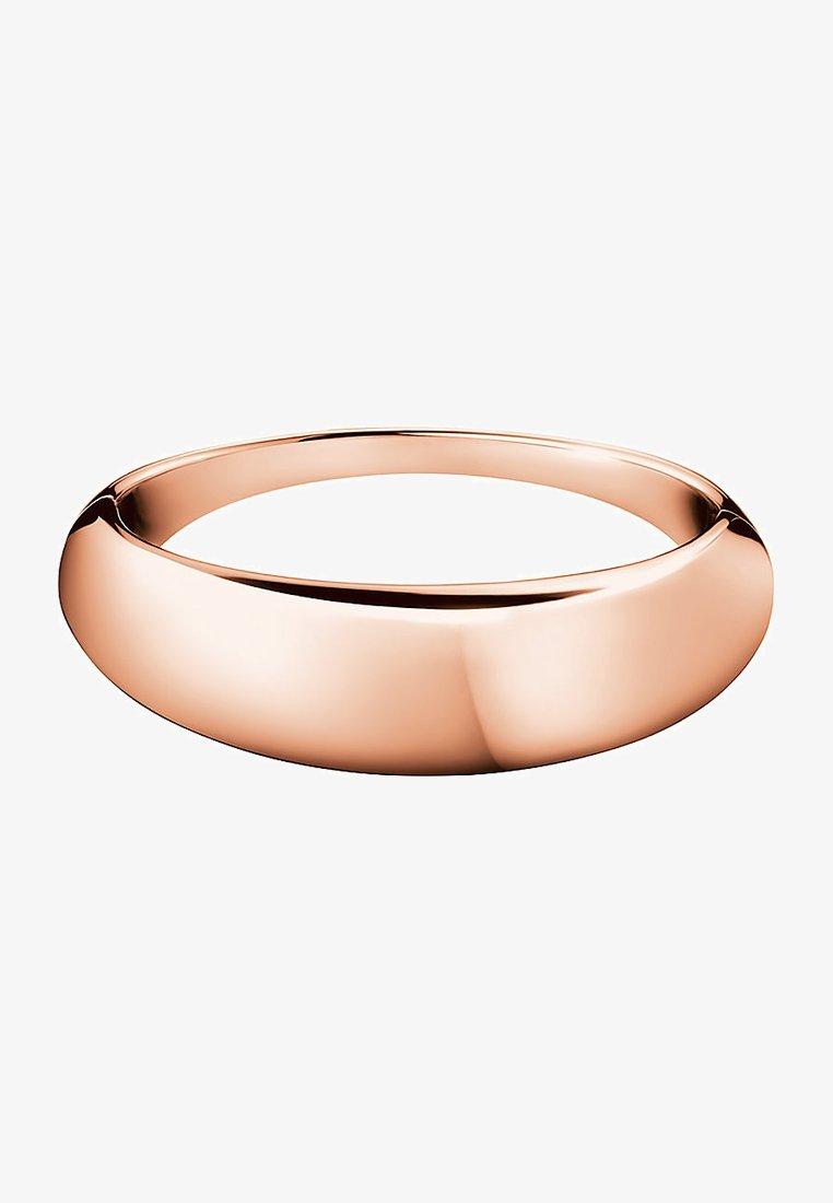 Calvin Klein - ELLIPSE EXTENSION - Bracelet - rosegold-coloured