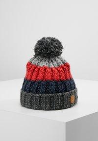 Barts - WILHELM BEANIE - Mütze - grau - 0