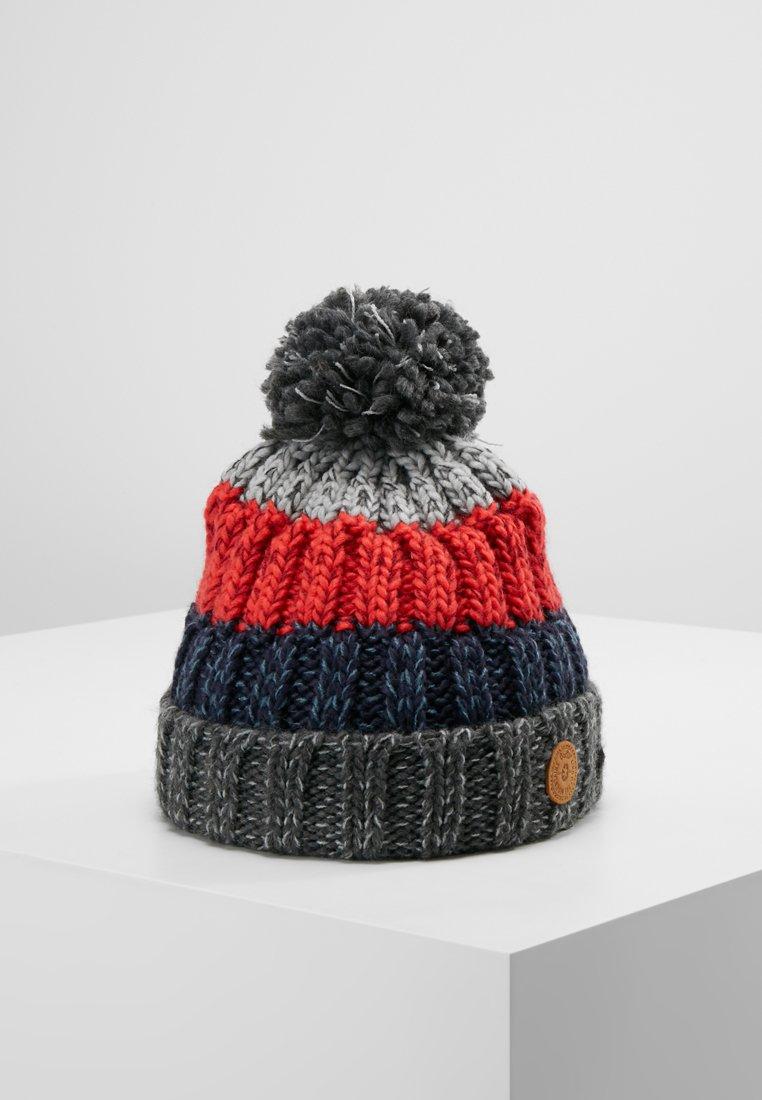 Barts - WILHELM BEANIE - Mütze - grau
