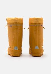 Viking - JOLLY THERMO UNISEX - Stivali da neve  - mustard - 2