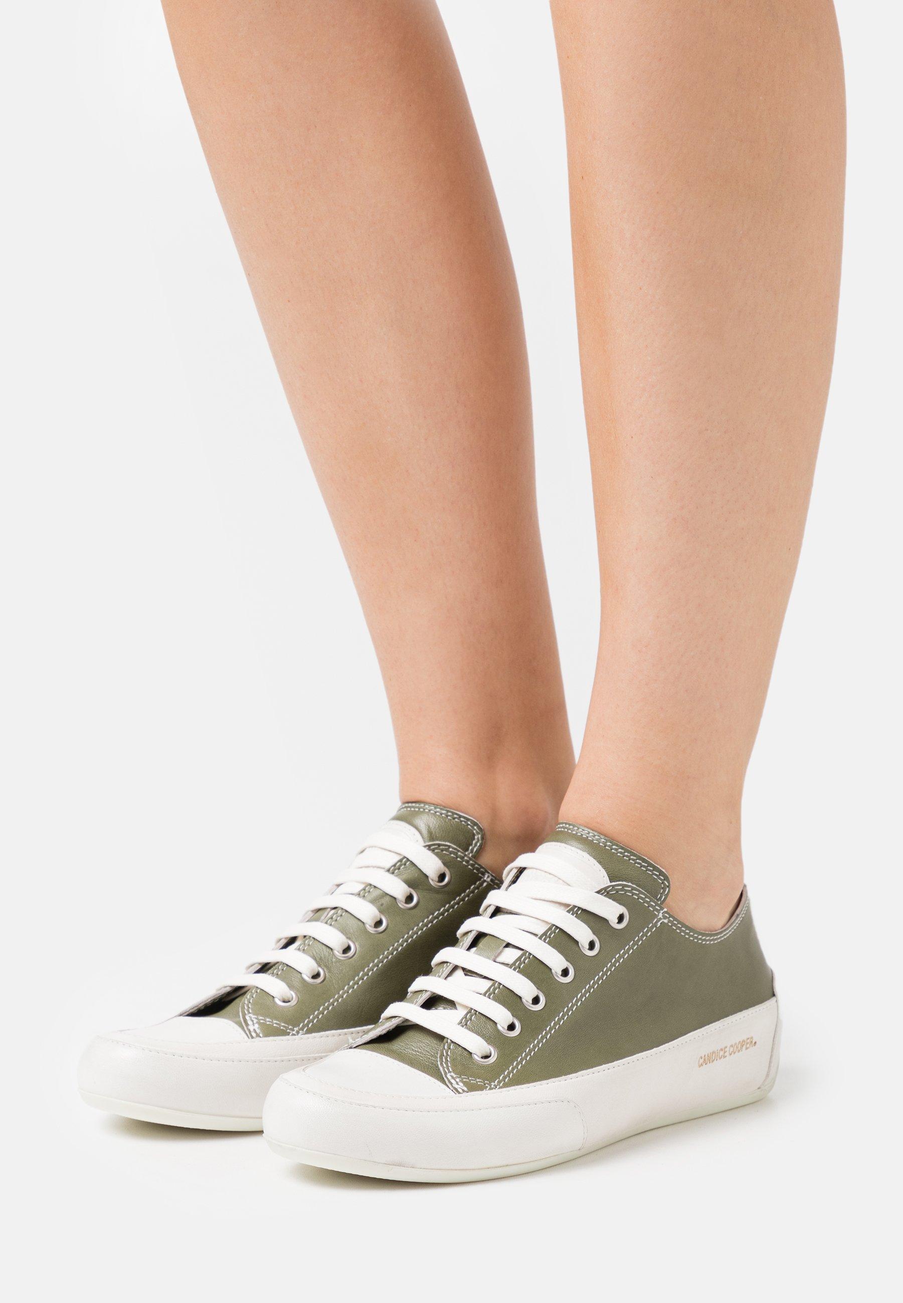 Donna ROCK - Sneakers basse - kaky/panna