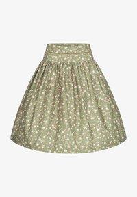 Berwin & Wolff - A-line skirt - grün - 0