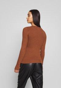 Even&Odd - Jersey de punto - light brown - 2