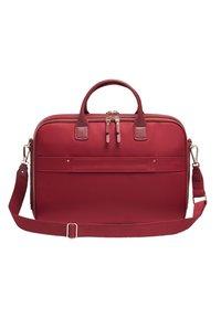 Lipault - Laptop bag - garnet red - 2