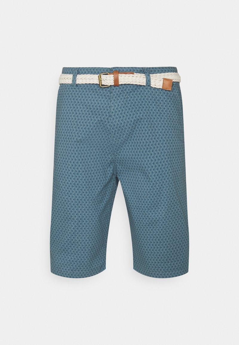 Esprit - Shortsit - grey blue