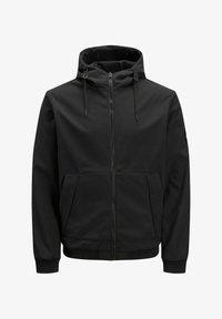 Jack & Jones - ÜBERGANGS - Light jacket - black - 0