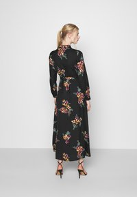 Vero Moda - VMNEWALLIE DRESS  - Maxi dress - black - 2