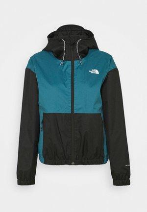 FARSIDE JACKET - Hardshell-jakke - mallard blue