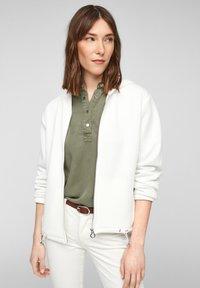 s.Oliver - JAS - Light jacket - offwhite - 0