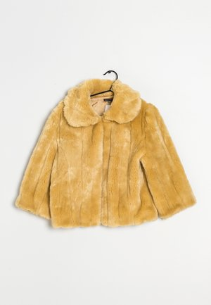 Winterjas - beige
