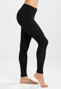 Pieces - EDITA - Leggings - black - 1