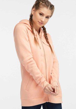Bluza rozpinana - apricot