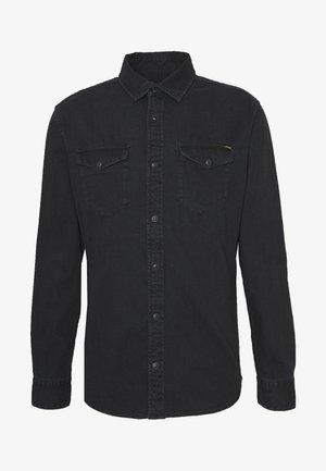 JJESHERIDAN  - Camisa - black denim