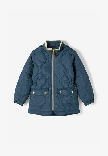 FRÜHJAHR - Winter jacket - midnight navy