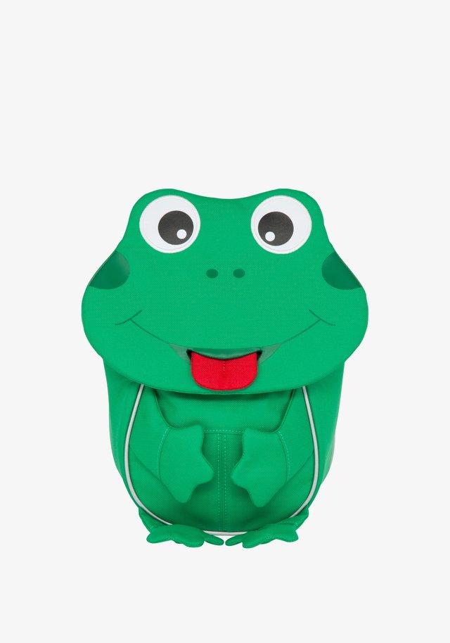 KLEINER FREUND FROSCH - Rucksack - green