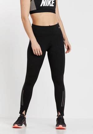 Legginsy - black/gunsmoke