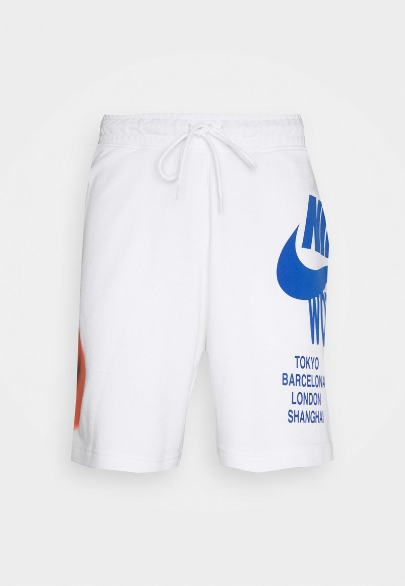 Nike Sportswear - Tracksuit bottoms - white