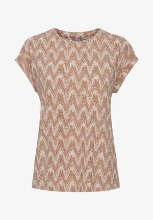 Camiseta estampada - misty rose graphic mix