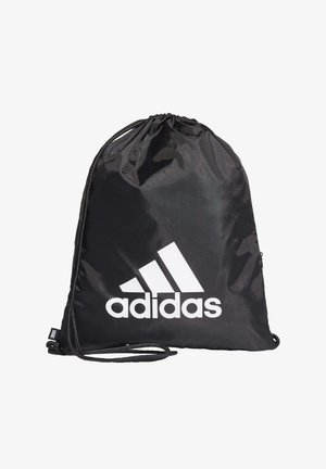 TIRO GYM SACK - Drawstring sports bag - black