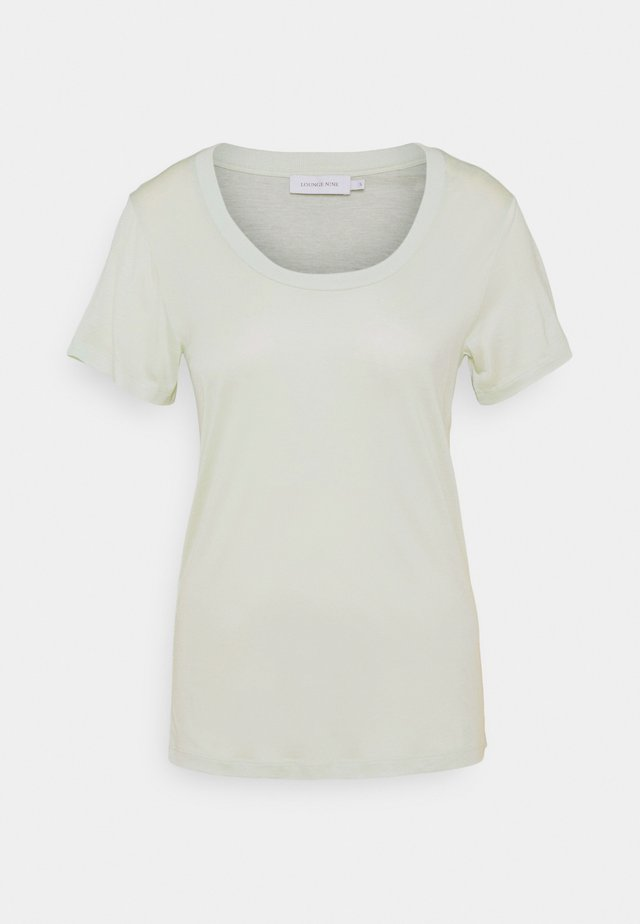 LNMIGNON - T-shirt basique - mercury
