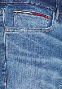 Tommy Jeans - SIMON SKINNY - Flared Jeans - denim - 7