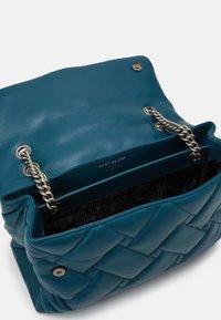 Kurt Geiger London - KENSINGTON SOFT XXL BAG - Handbag - teal - 2