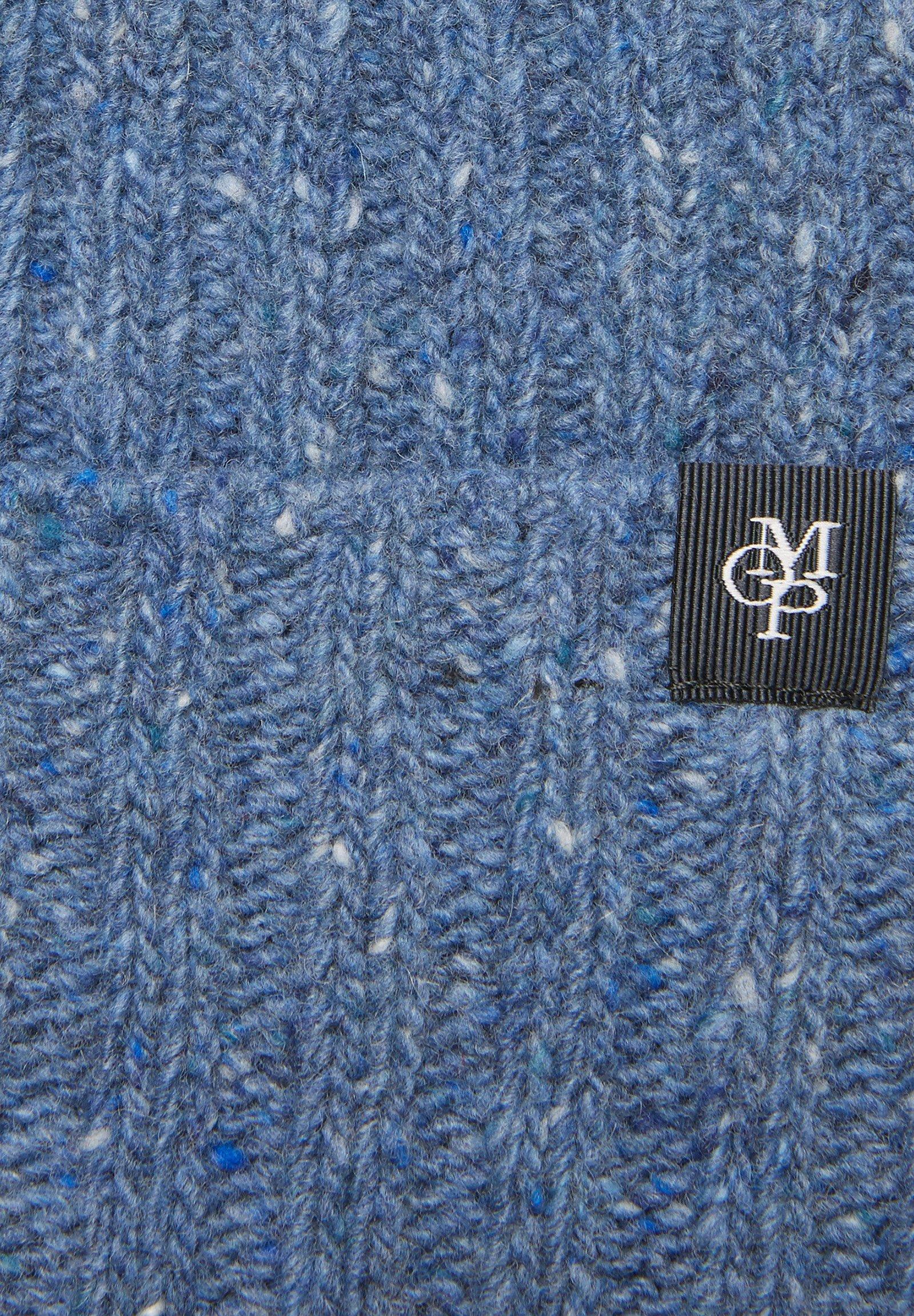 Marc O'polo Mütze - Blue Island/blau