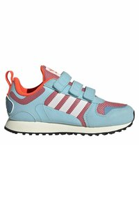adidas Originals - ZX 700 SHOES - Trainers - pink - 5
