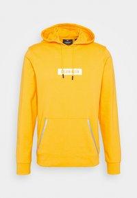 Calvin Klein Performance - HOODIE - Sweater - yellow - 0