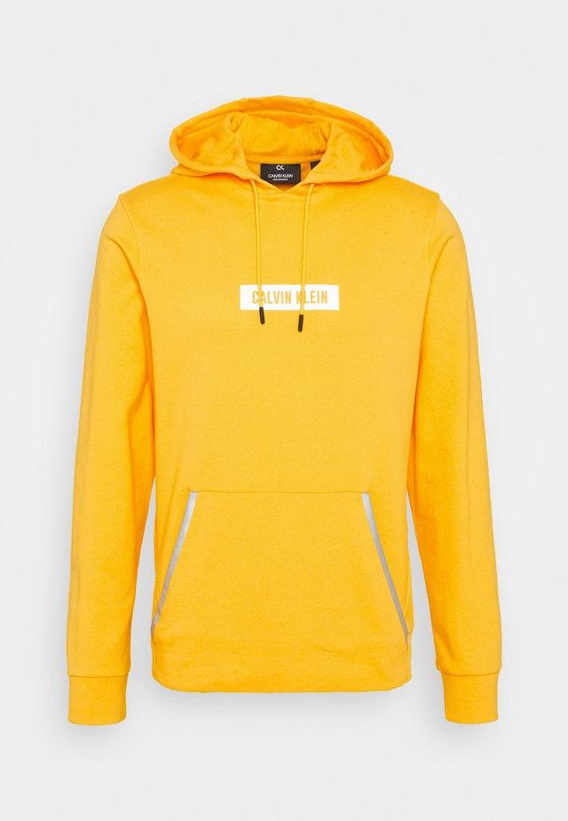 HOODIE - Bluza z kapturem - yellow