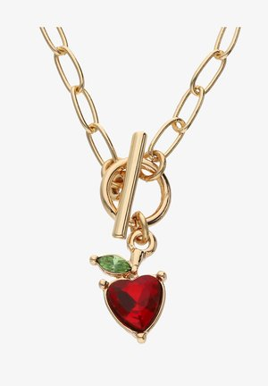 MIT OBST DESIGN - Necklace - rot