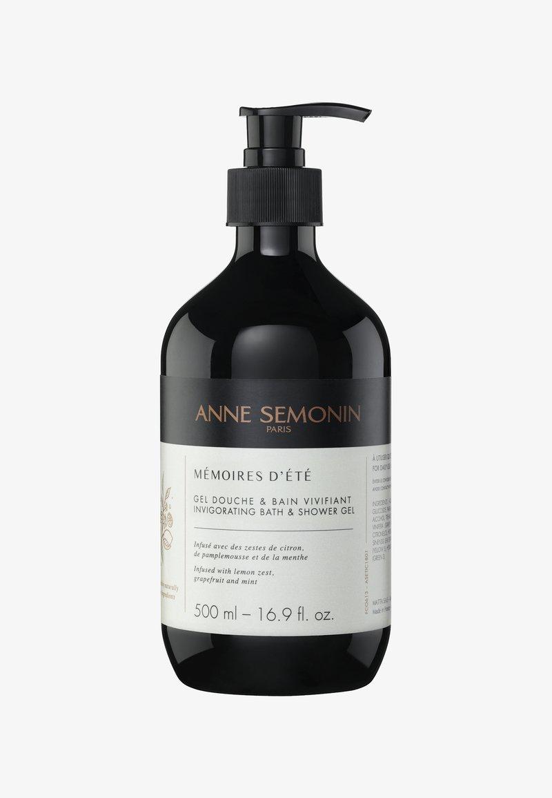 Anne Semonin - INVIGORATING BATH & SHOWER GEL 500ML - Shower gel - -