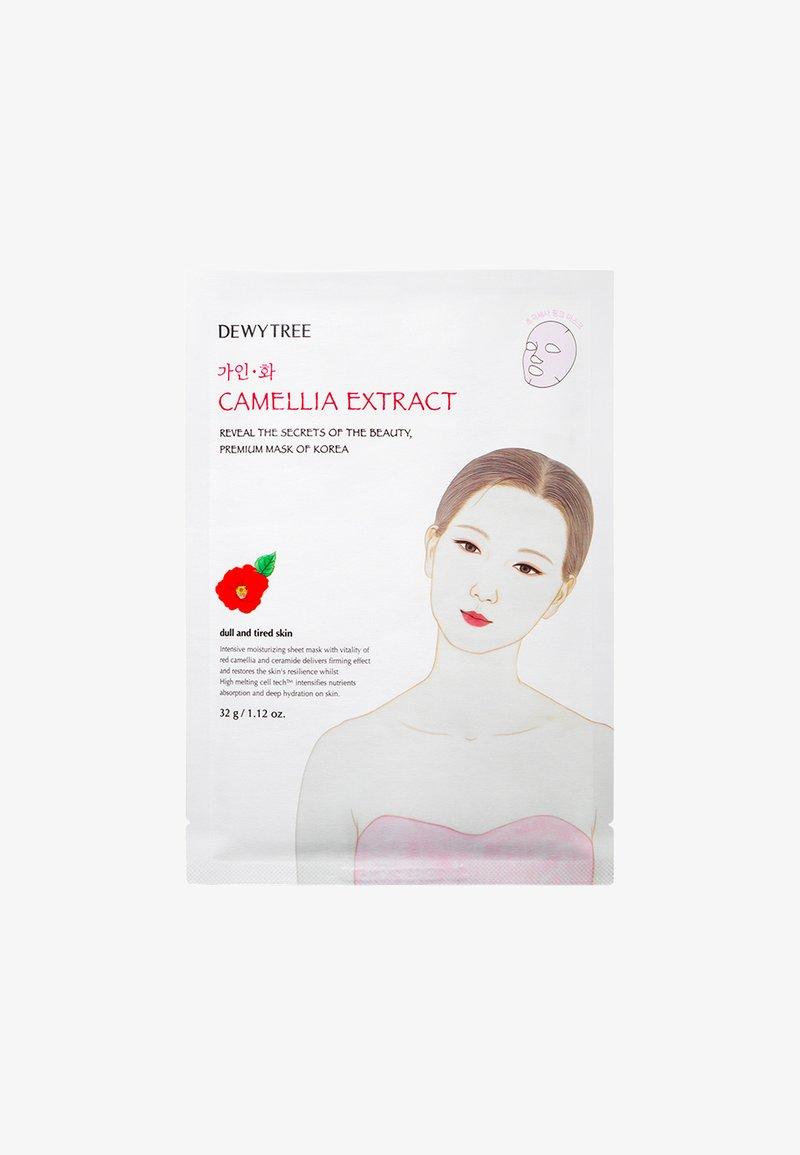DEWYTREE - GAINHWA CAMELLIA MASK - Gesichtsmaske - -